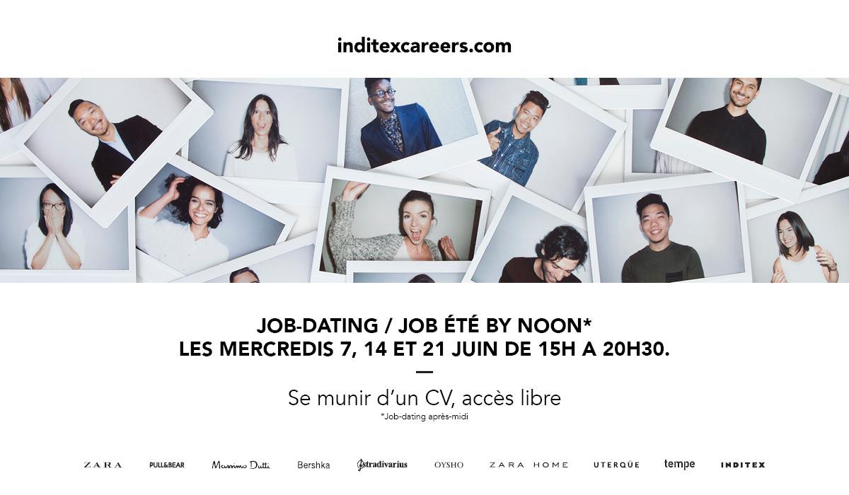 job dating zara