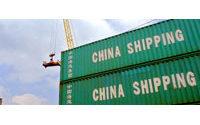 Une quarantaine de conteneurs de textiles chinois bloqués au Havre