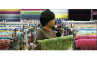 UE/textiles chinois : échange de vues des 25 mercredi, comité textile reporté