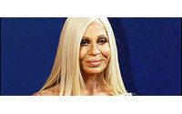 Donatella Versace : voterei Hillary