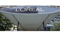 La Bourse déçue par les semestriels de L'Oréal