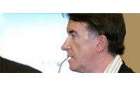 Mandelson va négocier avec la Chine avec peu de cartes en main