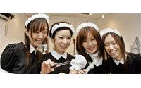 Japon : salon de coiffure et soubrettes pour les jeunes ermites japonais
