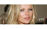 "Cocaïne : H&M donne une ""seconde chance"" à Kate Moss"