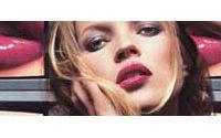 Rimmel lâche à son tour le mannequin Kate Moss
