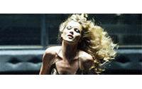 Kate Moss, adolescente filiforme devenue star de la mode