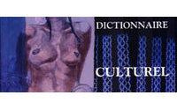 Sortie du Dictionnaire Culturel du Tissu