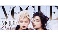 Vogue France garde Kate Moss comme rédactrice en chef de son numéro de décembre
