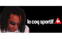 Le Coq Sportif et son logo gaulois a longtemps dominé le sport français