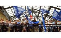 Samaritaine : environ 150 salariés manifestent un an après la fermeture