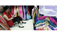 Textiles chinois : deux ans de prévisibilité, selon un commissaire européen
