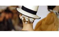 Eté 2006 : la grâce d'Hermès, le barnum de Galliano
