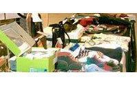 Près de 88.000 vêtements de contrefaçon pour enfants saisis à Paris