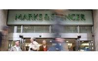 Marks & Spencer : coup de frein à la croissance des ventes