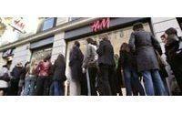 H&M annonce une croissance de 25 % en septembre