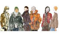 Intersélection présente ses tendances de l'hiver 2006/2007