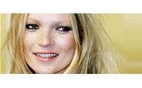 Kate Moss égérie de la prochaine campagne Longchamp