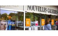 Galeries Lafayette : l'enseigne Nouvelles Galeries aura disparu fin 2007