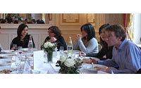 Le Comptoir des Cotonniers déjeune avec ses clientes