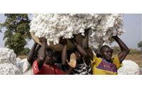 Coton : appel franco-africain à la fin des subventions américaines