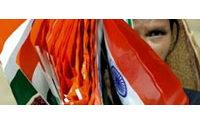 Le motif du drapeau indien interdit en dessous de la taille