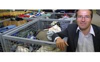 """La CGPME opposée à la """"taxe Emmaüs"""" pour le recyclage du textile usagé"""