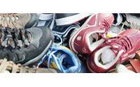 Italie : contrôles sanitaires sur les chaussures chinoises