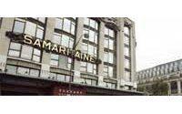 Samaritaine : le projet de réouverture en 2011 inquiète les syndicats