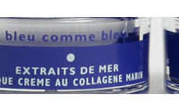L'institut Bleu comme Bleu lance ses produits beauté