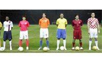 Mondial-2006 : un nouveau maillot jaune cinq étoiles pour le Brésil