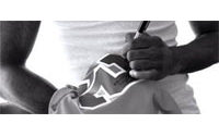Mondial-2006 : Nike lance sa campagne marketing en présence d'Adriano et Figo