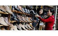 Chaussures chinoises et vietnamiennes : Peter Mandelson recommande l'application de taxes augmentant progressivement