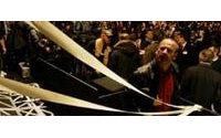 Défilé Fendi : une photographe italienne légèrement blessée