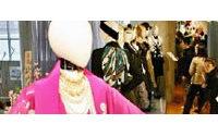 Japon : la créatrice de mode Hanae Mori fait appel à un robot-mannequin