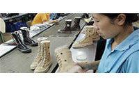 Dumping/taxes : la FCC favorable à une taxe sur les chaussures pour enfant