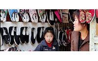 Les fabricants de chaussures chinois vont faire appel des taxes européennes