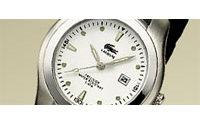 Lacoste change de licencié pour les montres, accord avec Movado Group