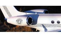 Versace repense le design intérieur des jets privés du groupe TAG