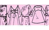 Delphine Manivet élargit son offre produit avec une collection de robes du soir