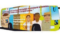 """Max Havelaar lance son """"road show"""" pour la quinzaine du commerce équitable"""