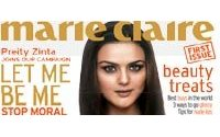 Marie Claire arrive en Inde