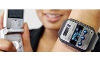 Japon : on pourra bientôt lire sur sa montre les messages de son portable