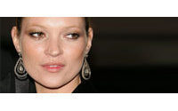 Enthousiasme à Londres pour la collection Kate Moss chez Topshop