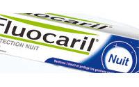 """Fluocaril crée un dentifrice """"spécial nuit"""""""