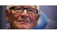 Pierre Cardin, la passion intacte après 60 ans de création