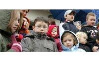 Résultats de la campagne de mensuration des enfants