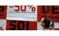 """Une """"Nuit des soldes"""" à Paris en janvier 2007"""