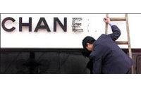 Première boutique de joaillerie Chanel à Moscou