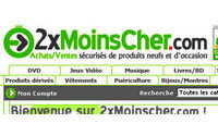 Le site 2xMoinsCher.com repris par 3 Suisses International