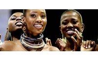 """Une Namibienne désignée nouveau """"Visage de l'Afrique"""" à Sun City"""